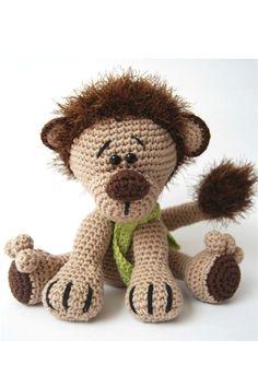 Crochet Pattern Lion | Real Studio
