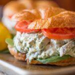 Creamy Lemon Basil Chicken Salad – Dinner, then Dessert