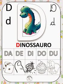 Dani Educar : alfabeto silabado                              …
