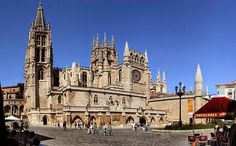 El casco histórico de Burgos ¿aun no lo conoces? ~ Viajero Turismo