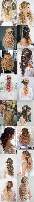http://www.deerpearlflowers.com/15-stunning-half-up-half-down-wedding-hairstyles-with-tutorial/