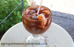 Aguachile de mariscos from Mariscos Ruben (food truck)  http://www.chowzter.com/fast-feasts/latin-america/Tijuana/review/Mariscos-Ruben-food-truck/Aguachile-de-mariscos/5092_5123