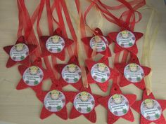 Prize Ribbons- First Place-Blue and Gold AWARD Ribbon-Felt Award Ribbons-Trophy Ribbons-Quiet Books-Winners Felt Ribbon-Prize Ribbon Art Activities For Kids, Preschool Activities, School Gifts, Quiet Books, Pre School, Felt, Ribbons, Curtains, Blue