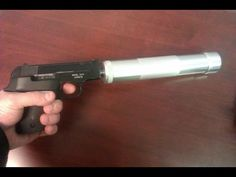 Flashlight Silencer Suppressor Solvent Trap Cleaning System for Maglite AWESOME!   Fans Of The AR15