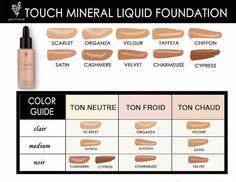 la révolution younique: le fond de teint mineral touch de chez younique