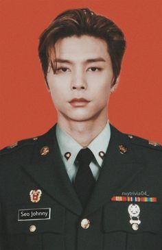 Nct 127 Johnny, Nct Chenle, Id Photo, Korea Boy, Aesthetic Boy, K Idol, Boyfriend Material, Chanyeol, Dads