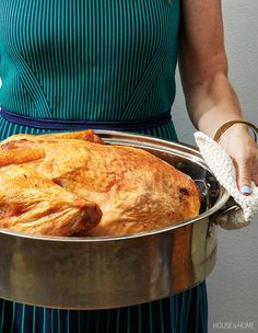 Former food editor and contributor Kristen Eppich shares six traditional Thanksgiving recipes, from onion dip to brussels sprouts and an upside-down turkey. Traditional Thanksgiving Recipes, Thanksgiving Traditions, Dehydrated Onions, Whole Turkey, Roasted Onions, Cooking Turkey, Sweet Potato Recipes, Roasted Turkey, Vegetable Dishes