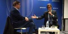 """President Mas: """"Holding a referendum in Catalonia is a remarkable service to Catalonia´s democracy as well as to European democracy."""""""
