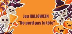 Voici un jeu 2 Halloween pour un groupe d'enfant à partir de 6 ans. C'est un jeu idéal à Halloween pour que les enfants se défoulent. Il peut être fait à...