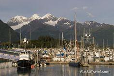 Boat Harbor, Valdez Alaska