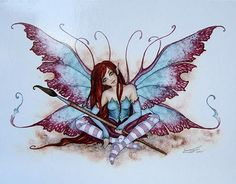 Fairy Art - Amy Brown - Muse