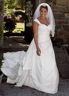 african american wedding dresses | African American Brides Blog: Three Major Wedding Dress Trends for ...
