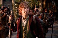 Lo Hobbit: un viaggio inaspettato di Peter Jackson.