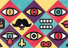 Bold Illustrations by Velckro | Inspiration Grid | Design Inspiration