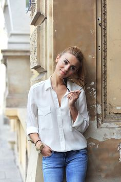 Classic white shirt style style i love pinterest for Boden mode gutscheincode
