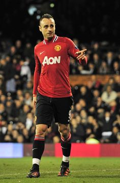 Dimitar Berbatov - He Certainly Changed my opinion of him. Best Football Players, World Football, Football Team, Man Utd Squad, Man Utd Fc, Association Football, Premier League Champions, Most Popular Sports, Manchester United Football