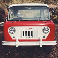 Vintage Jeep