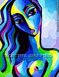 ARTIST MARTINA SHAPIRO