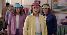 Jane Fonda, Lily Tomlin, and Marsha Mason in Grace and Frankie Got Married, Getting Married, Marsha Mason, Martin Sheen, Jane Fonda, Season 4, Falling In Love, Netflix, Husband