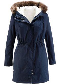 2-in-1 jas donkerblauw Bonprix €50