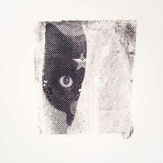 "Alpha Centauri / DREAM-DO en Instagram: ""#silkscreen #print #cat #black #ink #serigraphy #serigrafia #paper #fabrianopaper #handmade #athens #eva_mitala"""