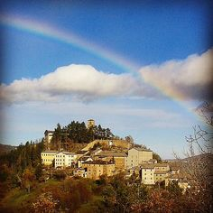 Magic moments on the #Apennines of #Modena: #Montecreto - Instagram by manuelanucci78
