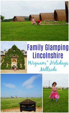 Family Glamping in Lincolnshire with Wigwam® Holidays Millside - Best glamping sites for kids UK Camping With Kids, Travel With Kids, Family Travel, Wigwam Holidays, Camping Holidays, Uk Holidays, Family Glamping, Glamping Uk, Holiday Accommodation