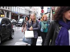 Parisian Chic for over 40, Middle Aged Glamour- Winter Edition, Part 3. - YouTube