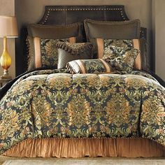 Chris Madden® Normandy 7-pc. Comforter Set & Accessories - jcpenney