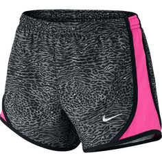Image for Nike Girls' GFX Tempo Short from Academy