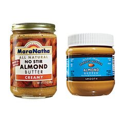 Smooth Almond Butter | CookingLight.com