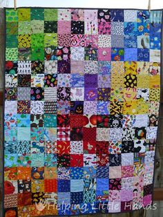 Vote Now and Give-Away: Quilts with Just Squares and Rectangles / Quilting Gallery