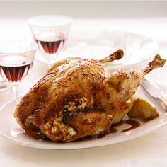 Recept - Kalkoen met honing, kaneel en appel - Turkey with honey, cinnamon and apple