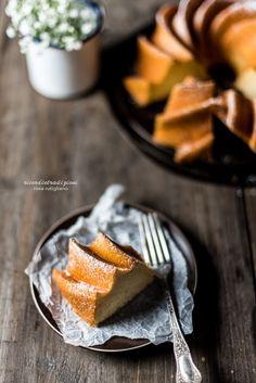 Fluffosa all'acqua al gusto di limone | Ricordi e Tradizioni