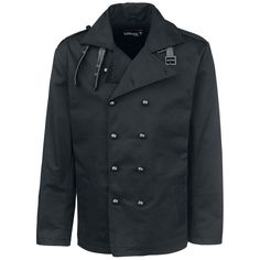 Lestat Jacket by Gothicana by EMP