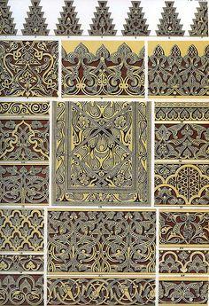 1856 Arabian Design Owen Jones