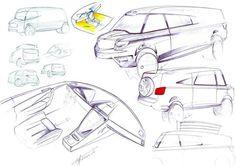 Camper Car Design