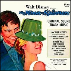 """""""The Moon Spinners"""" (1964, Vista).  Music from the movie soundtrack."""