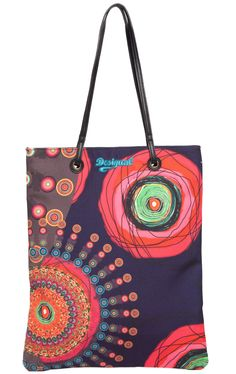 The front of one of our new bags!