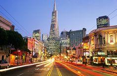 San Francisco California, awesome city - Tibba