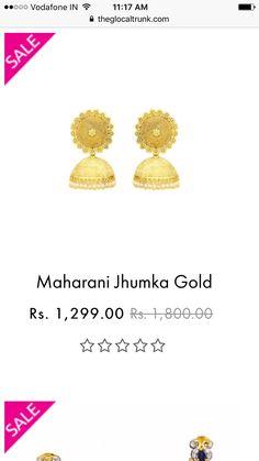 Last few pieces left in our #summersale ☀️ #shopnow on www.theglocaltrunk.com & Enjoy discounts upto 50% off!  #theglocaltrunk #costumejewelry #onlinestore #instajewelry #instajewelrygroup #jhumkas #sale #indianjewellery