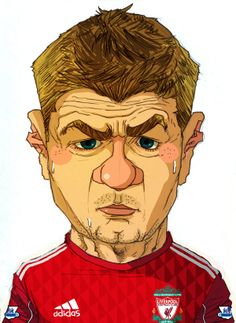 Steven George Gerrard MBE ( /ˈdʒɛrɑrd/; born 30 May 1980) is an English footballer who plays for and captains Premier League club Liverpool. He also has 89 caps for the England national team. He has played much of his career in a centre midfielder role, but he has also been used as a second striker