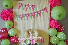 Watermelon Party - cute summer theme
