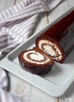 Mystic Cakes - Recipes & photography by Natalija Cake Roll Recipes, Donut Recipes, Baking Recipes, Cookie Recipes, Dessert Recipes, Braided Nutella Bread, Kolaci I Torte, Torte Recepti, Torte Cake