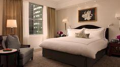Deluxe Suite Bedroom #thepeninsula vossy.com