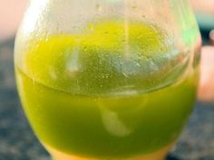 Basil Oil from CookingChannelTV.com