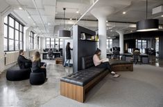 Squarespace Office by A+I, New York City » Retail Design Blog