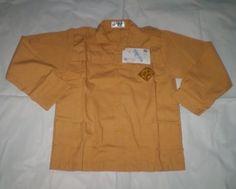 Baju Pramuka Seragam Pramuka Baju pramuka siaga lengan panjang bahan osford Saku 2 dibawah tanpa tutup Ukuran No M = Lebar dada= 37 cm, Panjang baju = 48 cm Ukuran lainnya tersedia L,LT, L1,L2,L3,L4,L5 Naik ukuran lebar dada tambah 2 cm