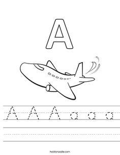 Alphabet Letter V Coloring Page