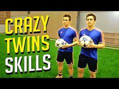Amazing Football Twins • Crazy Skills Tutorial ft. SkillTwins - http://www.fbdeveloper.de/amazing-football-twins-%e2%80%a2-crazy-skills-tutorial-ft-skilltwins/